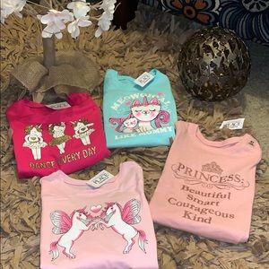 Children's Place Shirt Bundle